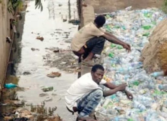 open defecation in nigeria